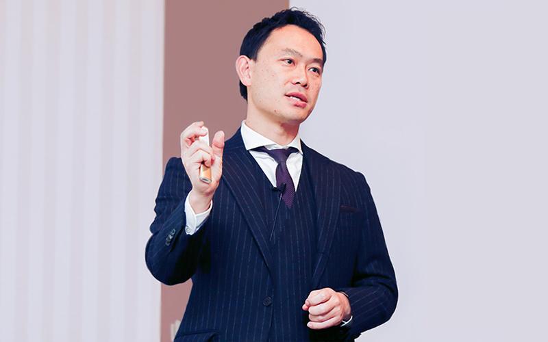 鈴村賢治氏
